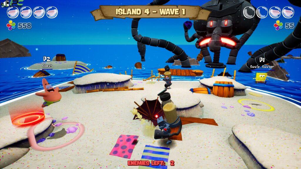 Spongebob SquarePants Battle for Bikini Bottom - Rehydrated torrent download RePack from xatab 1