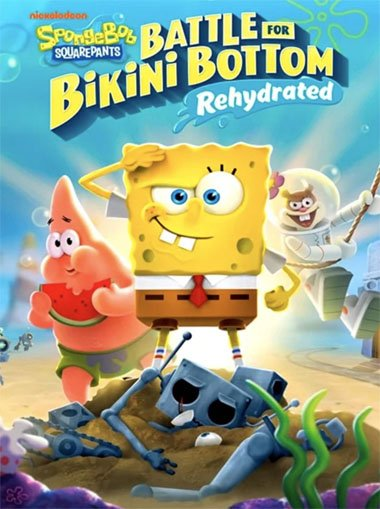 Spongebob SquarePants Battle for Bikini Bottom - Rehydrated torrent download RePack from xatab