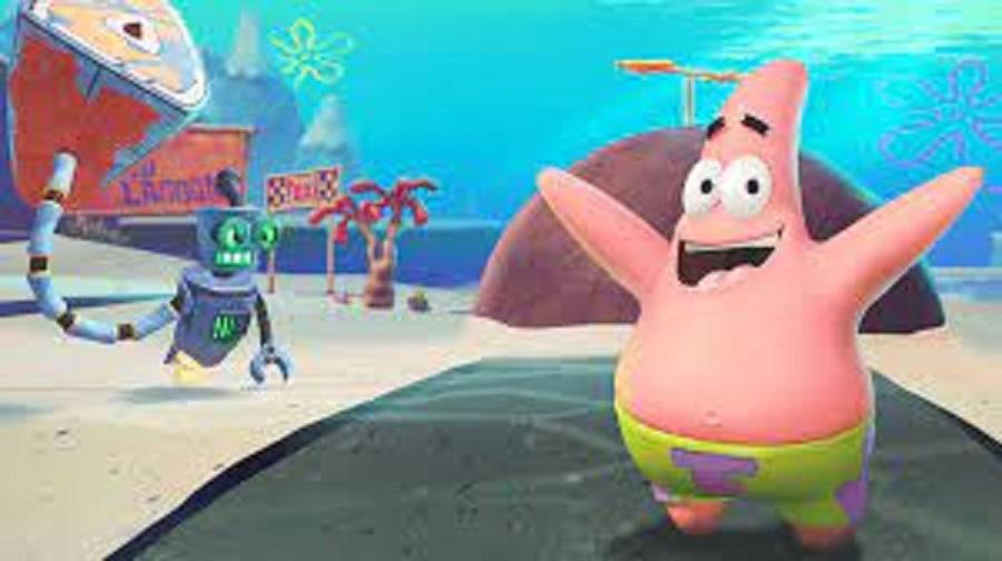 Spongebob SquarePants Battle for Bikini Bottom - Rehydrated torrent download RePack from xatab 2
