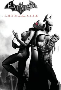 Batman Arkham City - Game of the Year Edition torrent download RePack from xatab