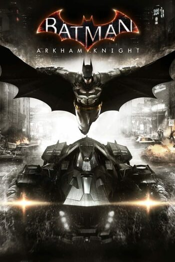 Batman Arkham Knight - Game of the Year Edition download torrent RePack from xatab