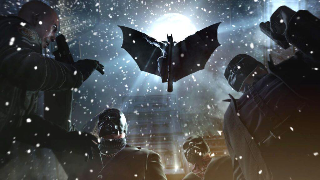 Batman Arkham Origins torrent download RePack from xatab 1