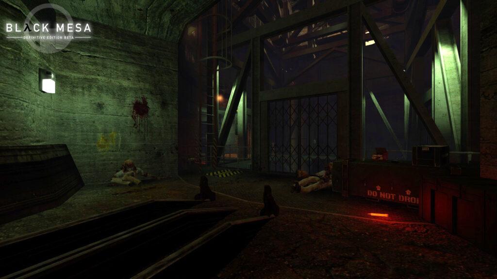 Black Mesa Definitive Edition torrent download RePack from xatab 1