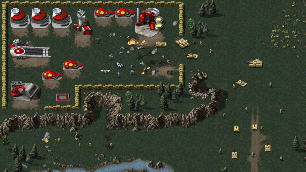 Command & Conquer Remastered Collection torrent download RePack from xatab 1