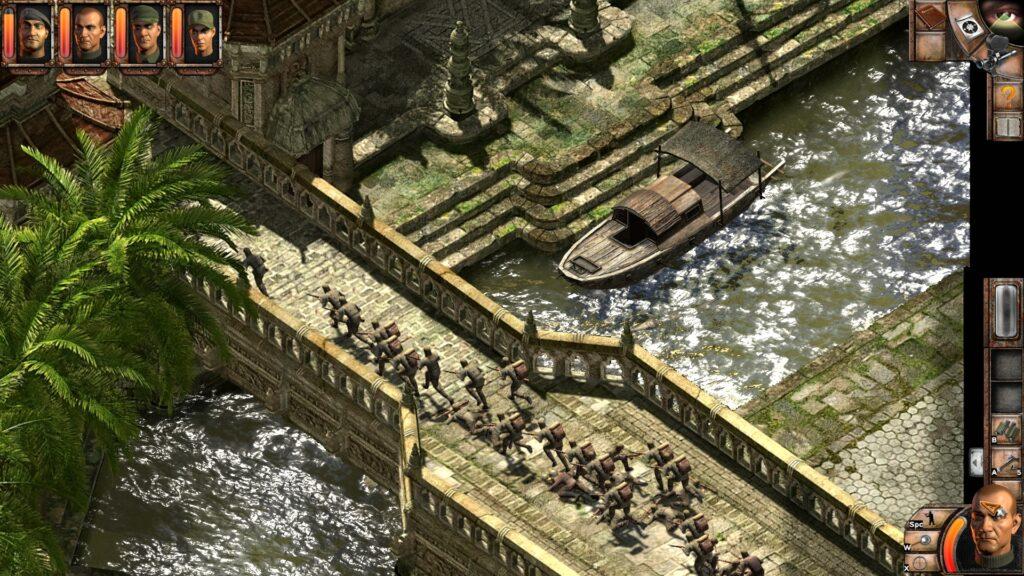 Commandos 2 HD Remaster torrent download RePack from xatab 1
