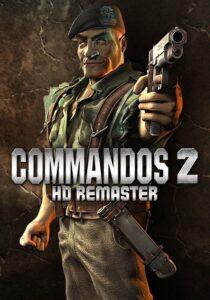 Commandos 2 HD Remaster torrent download RePack from xatab