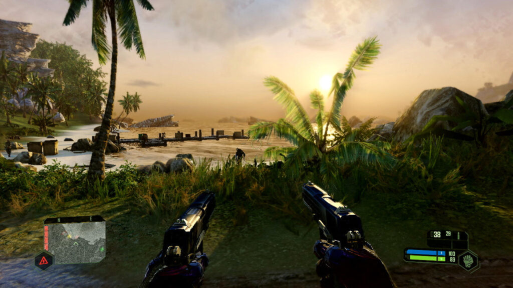 Crysis Remastered torrent download RePack from xatab 1