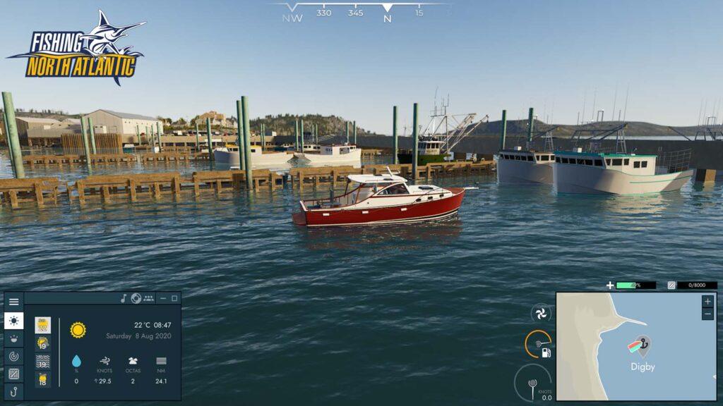 Fishing North Atlantic torrent download RePack from xatab 1