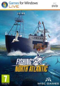Fishing North Atlantic torrent download RePack from xatab