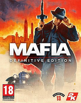 Mafia Definitive Edition download torrent RePack from xatab