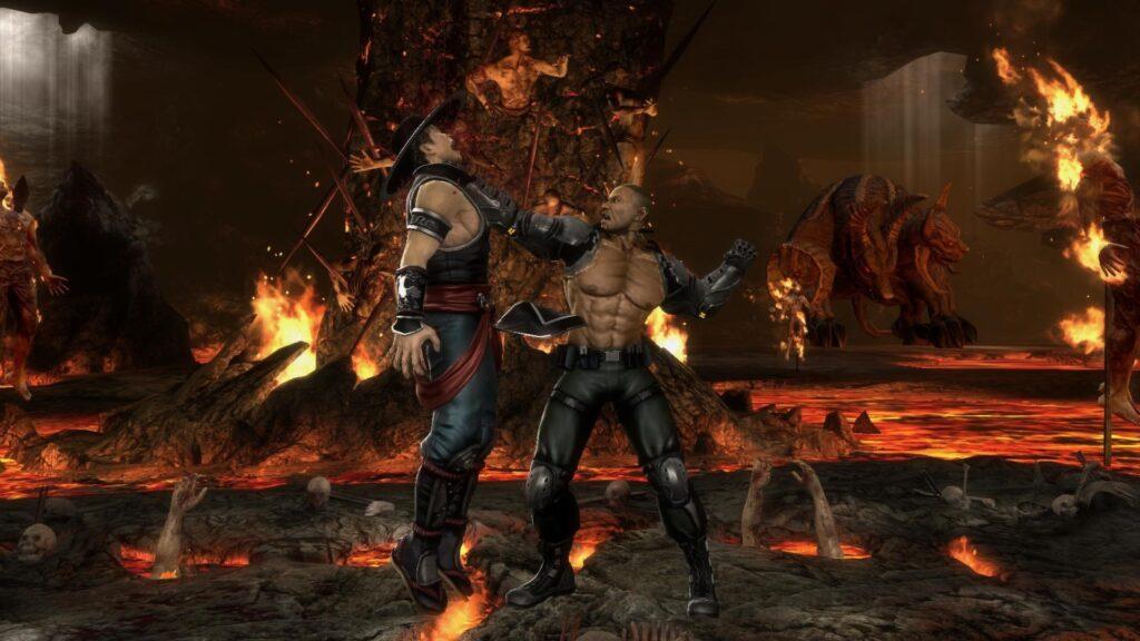 Mortal Kombat 11 Premium Edition torrent download RePack from xatab 1