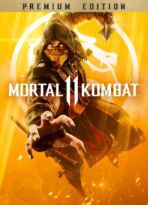 Mortal Kombat 11 Premium Edition torrent download RePack from xatab