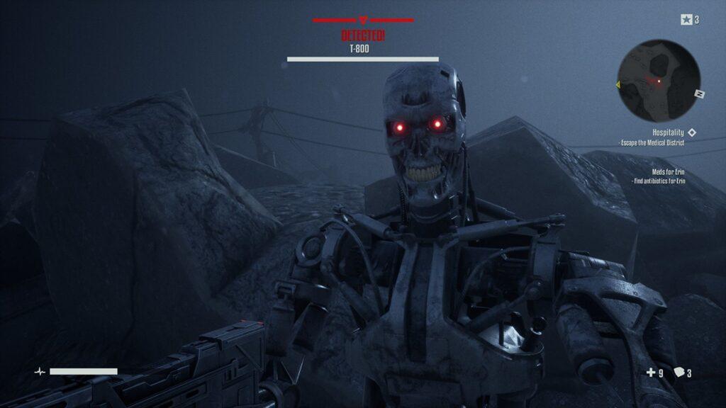 Terminator Resistance download torrent RePack from xatab 1