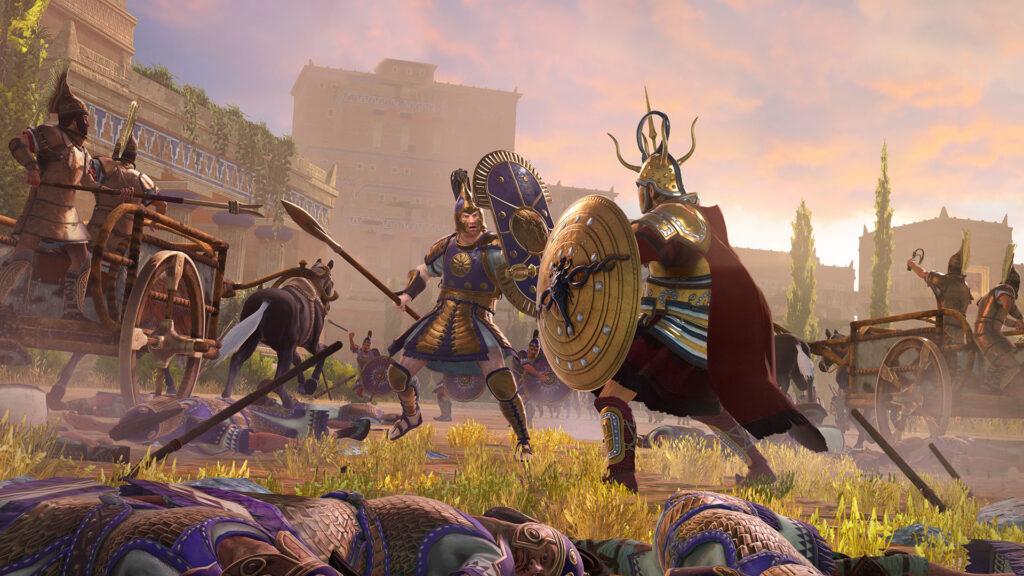 Total War Saga TROY download torrent RePack from xatab 1