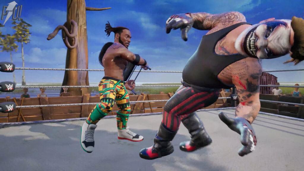 WWE 2K Battlegrounds download torrent RePack from xatab 1