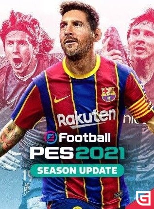 eFootball PES 2021 torrent download RePack from xatab